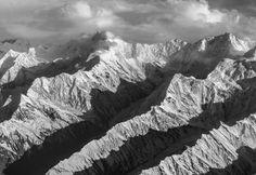 Beautiful peaks of Karakoram Mountains!