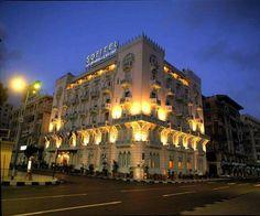 Sofitel cecil Hotel - Alexandria