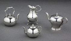 silver miniatures - Google Search