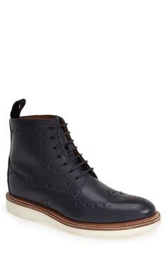 Oliver Sweeney 'Walberswick' Wingtip Boot (Men) available at #Nordstrom