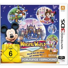 "3DS - Disney Magical World - Nintendo - Toys""R""Us"