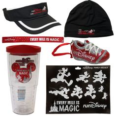 Make Every Mile Magic in 2016 with New runDisney Merchandise
