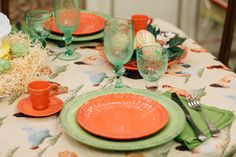 Яркие цвета поднимут настроение! Итальянская посуда от Villa Grazia http://villagrazia.ua/dalia.html
