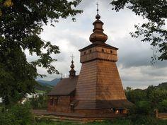 Slovakia, Frička - Wooden Church