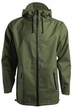 RAINS Breaker Waterproof Jacket, from http://www.ApacheOnline.co.uk