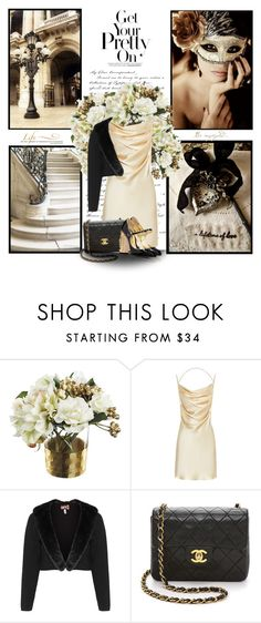 """In a chic mood"" by fashion-and-beauty-miracles ❤ liked on Polyvore featuring Yves Saint Laurent, aprico, Chanel and Dolce&Gabbana"