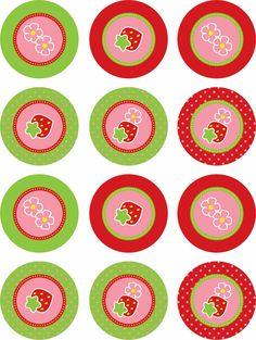 fruit labels-Freebies