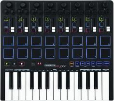 Reloop keypad. MIDI control. Portable. More controls than the average portable midi controller.