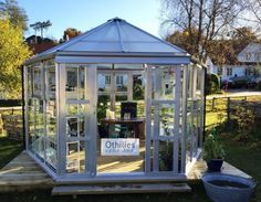 Lysthus 10 Royale Blank aluminium | Norges billigste kvalitets drivhus og lysthus med værgaranti, LED plantelys og hagetilbehør! Royals, Led, Garden, Royalty, Garten, Gardening, Outdoor, Home Landscaping, Tuin