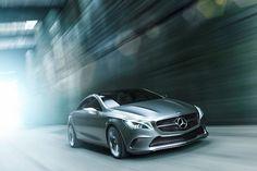 Mercedes Benz CLA Description, Photos and Highlights in The Beijing Auto Show http://dearzcar.com/manufacturer/mercedes-benz/mercedes-benz-cla/