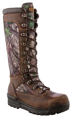 RedHead Bayou Waterproof Snake Hunting Boots for Men | Bass Pro Shops: The Best Hunting, Fishing, Camping & Outdoor Gear