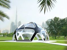 Shed Cabin, Cabin Plans, Geodesic Dome Homes, Space Frame, Wood Pergola, Dome House, Urban Planning, Model Homes, Exterior