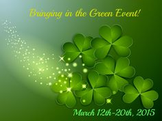 Image SEO Bringing Green Giveaway Event