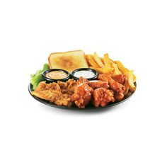 Zaxby's Most Popular ❤ liked on Polyvore featuring food, food and drink, comida, fillers and accessories