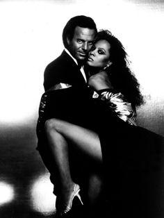 Diana Ross & Julio Inglesias