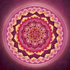 Szerelem mandala - Freedom Flow FengShui Webshop by Skultéty Andrea