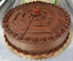 Chocolate Truffle Cake...mmmmm!