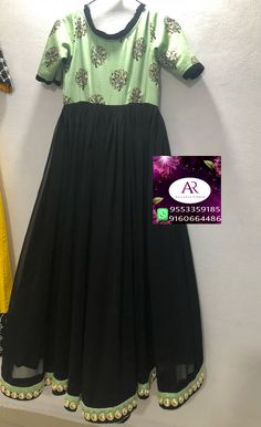 Simple Anarkali, Kurta Neck Design, Indian Jewellery Design, Anarkali Dress, Floor Length Dresses, Fashion Dresses, Fashion Clothes, Kids Fashion, Womens Fashion