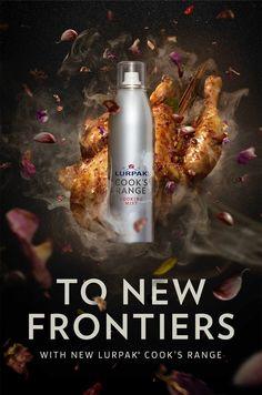 Lurpak Cook's Range: To new frontiers