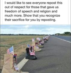 PLEASE SHARE~ I would like to see everyone repost this out of respect for those that gave us freedom of speech and religion and much more. Show that you recognize their sacrifice for you by reposting. Fandoms Unite, We Are The World, In This World, My Champion, Tribute, Gives Me Hope, Sad Stories, Touching Stories, Awesome Stories
