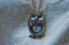I am a tad obsessed with owls