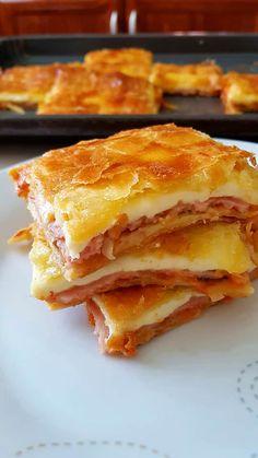 Ελάτε να φτιάξουμε την αγαπημένη μου ζαμπονοτυρόπιτα, μία εύκολη και πολύ νόστιμη πίτα!!!! -idiva.gr