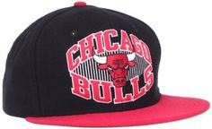 NBA Chicago Bulls Flat Brim Snapback Hat by adidas. $13.59. One size fits all. Wear your favorite team's colors. Made by Adidas. Officially licensed by the NBA. Snapback adjustable hat. Save 48% Off!