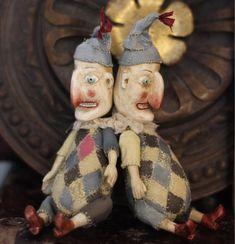 630 отметок «Нравится», 12 комментариев — Lena Smaga Wooden Dolls (@lostbears) в Instagram: «Панчи, последние в этой интерпретации ))) #панч #punch #кукла #куклаиздерева #деревяннаякукла»