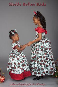 Get Your Mini-Me Beautiful: Stylish & Fabulous Ankara Styles For Kids | Wedding Digest Naija