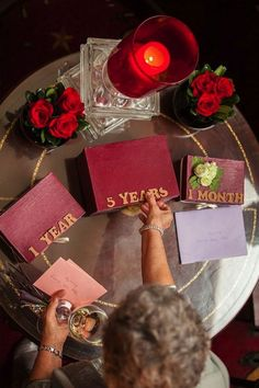 Wedding Ideas: Unique Alternative Wedding Guestbooks - MODwedding