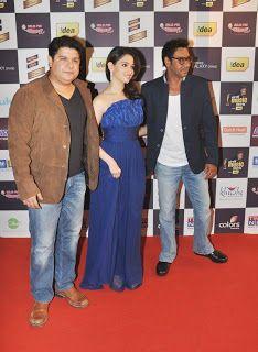 Tamannah Bhatia at The 5th Mirchi Music Awards.