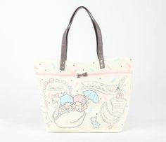 Little Twin Stars Tote Bag: Swan