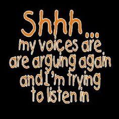 LOL! Yep, I've done this. :)