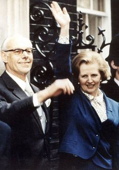 """First Prime Minister of Britain. Whatever you thought of her politics, the """"Iron Lady"""" Margaret Thatcher was revolutionary as Britain's first female Prime Minister, serving from 1979 to 1990."""