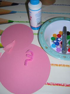 Piggy Creation Station for Toddlers to create pigs with