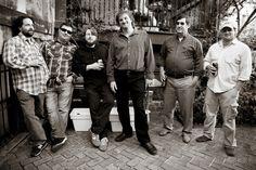 Downtown Savannah, GA 2010 - David, Carlton, A. J., Winfield, Allan, Stewart
