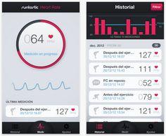 Runtastic Heart Rate PRO, mide tus pulsaciones