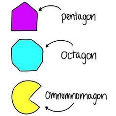Pentagon, Octagon . . .
