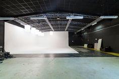 Studio 1 is our largest film studio available for hire. Film Studio, Set Design, Filmmaking, Storytelling, Studios, London, Cars, Interior, Ideas