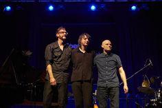 Michael Wollny Trio Christian Weber Eric Schaefer Live At Kaserne Basel July 07 2016