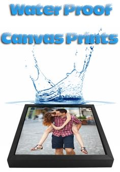 Video showing how durable the canvas coating makes your canvas print.The photo can be scrubbed and soaked in water.The coating makes it impossible to damage