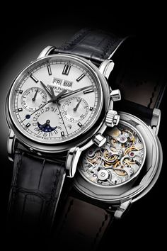 Splitting Time Patek Philippe Ref 5204 7