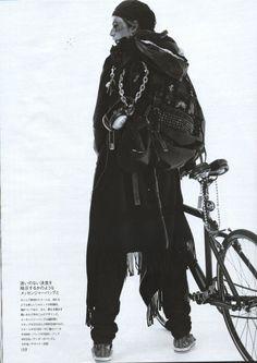 Undercoverism fw05 in Men's Non-No magazine