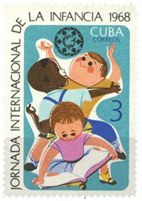 Cuban Stamp