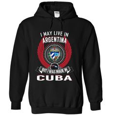 (Tshirt Cool Sale) Argentina Cuba Discount Best Hoodies, Funny Tee Shirts