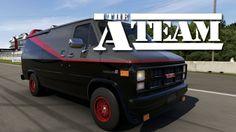 the a-team, a-team van, GMC Vandura A Team Van, The A Team, Prison, The Unit, Military, Vehicles, Muscle, Movie, Cars