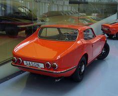 Saab Catherina Prototype