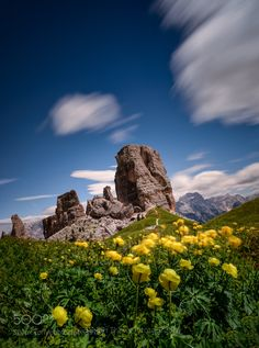 Cinque Torri by thalerst #nature #travel #traveling #vacation #visiting #trip #holiday #tourism #tourist #photooftheday #amazing #picoftheday