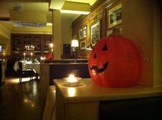 Brasserie Blanc Charlotte Street Halloween 2012