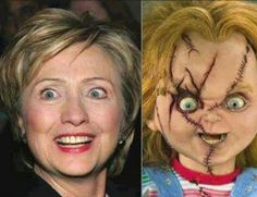 That's the Chucky Hill look